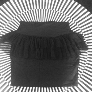 Betsey Johnson pencil skirt